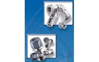 CPI™/A-LOK® Tube Fittings<br /> Catalog 4200-PC (German)<br /> December 2003