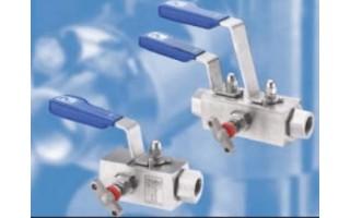Hi-Pro Manifolds for High Performance Instrument Control <br />Catalog 4190-HBM <br />October 2003