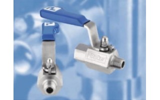 Hi-Pro Ball Valve for High Performance Process Isolation <br />Catalog 4190-HBV <br />March 2003