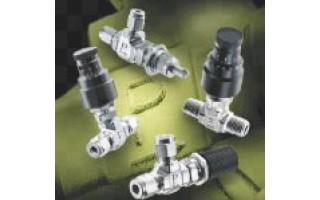 Metering Valves (HR Series) <br />Catalog 4170-HR <br />August 2002
