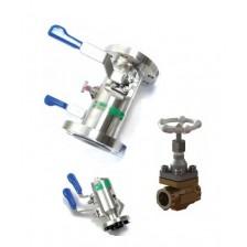 DBB & Procesní ventily