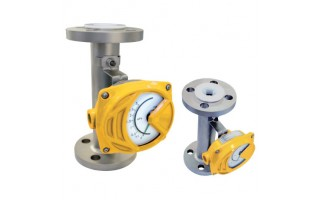 Lined Tube Variable Area Flow Meter Parker P810 Series